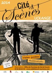 Affiche Cité En Scènes